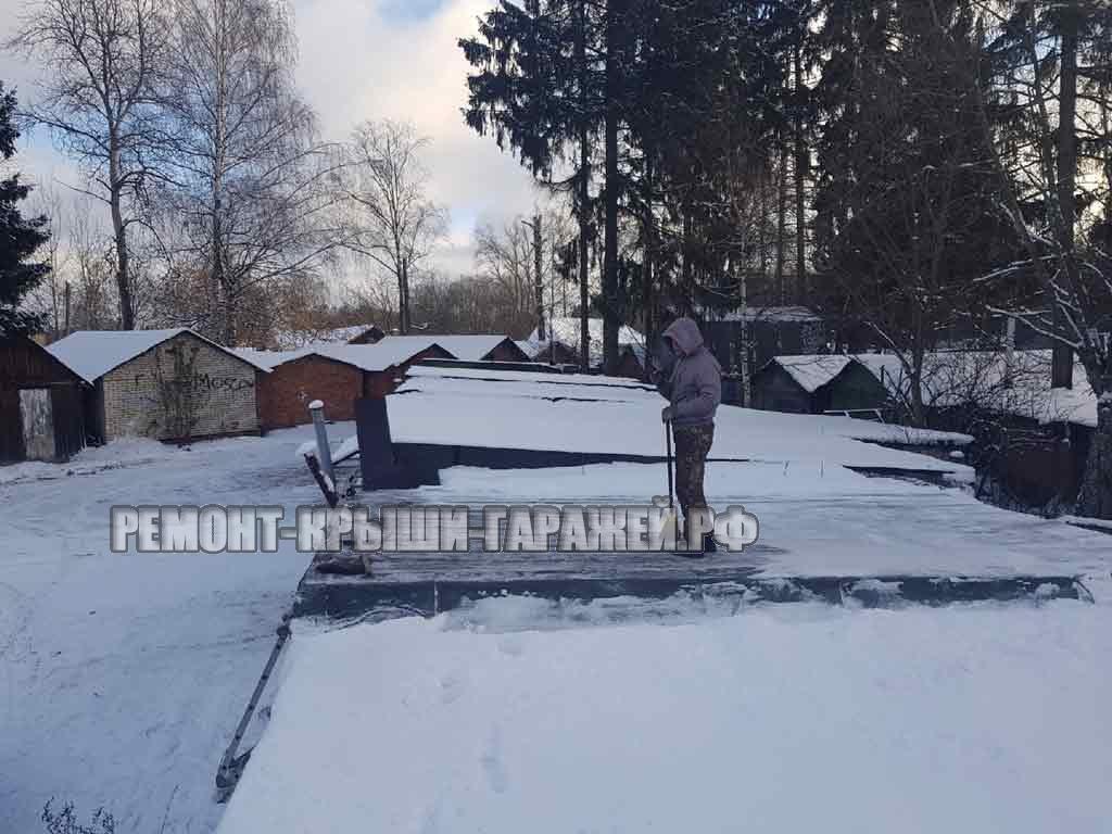 remont-krovli-zima