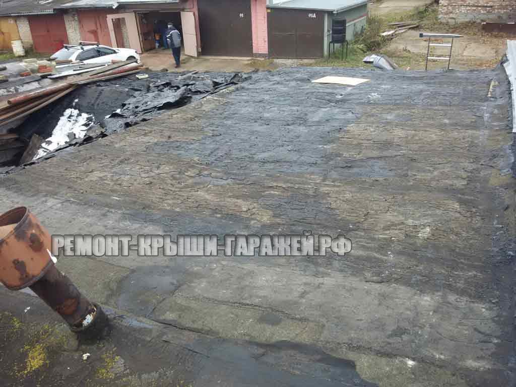 remont-myagkoy-krovli-na-garagah3