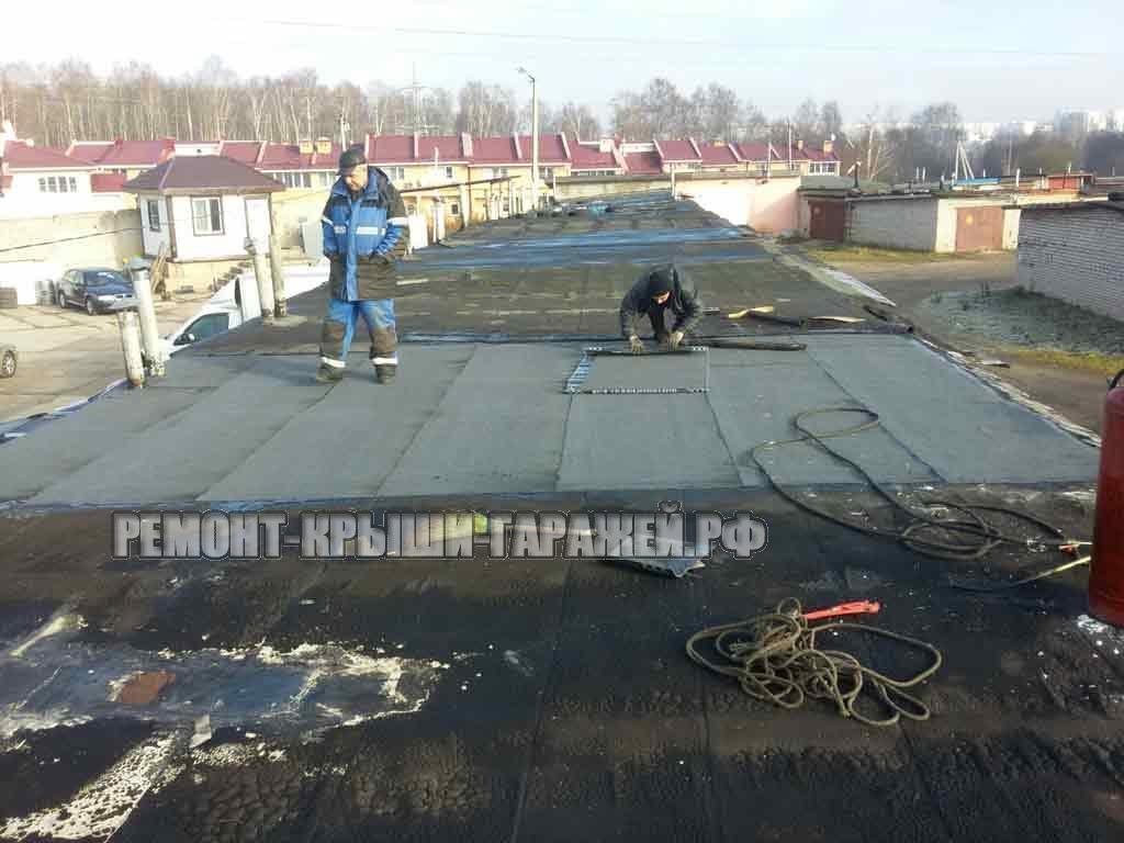 remont-myagkoy-krovli-na-garagah4