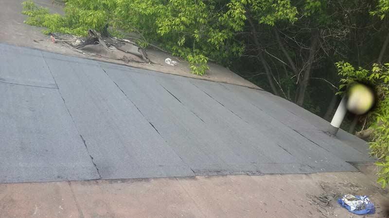 Ремонт крыши гаража в Волоколамске